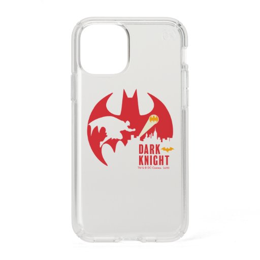 Batman The Dark Knight Bat Logo Speck iPhone 11 Pro Case