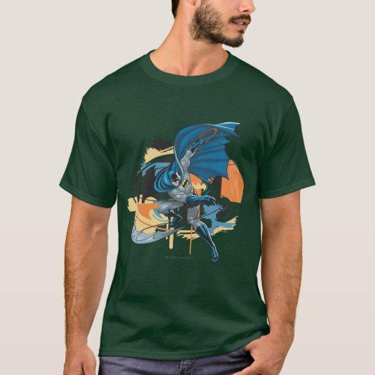 Batman Throw T-Shirt