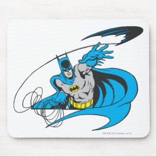 Batman Throws Batarang 3 Mouse Pads