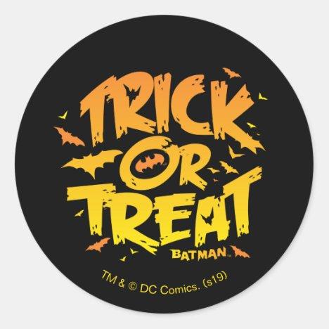 Batman   Trick or Treat