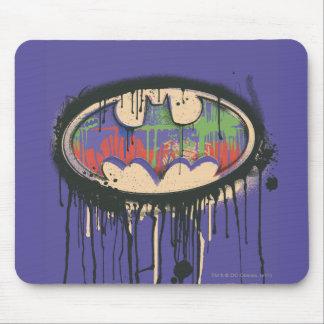 Batman - Twisted Innocence Logo 1 Mouse Pads