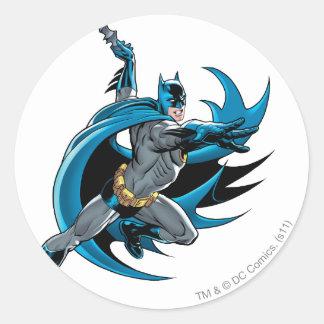 Batman Twists Sticker