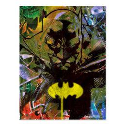 Batman Urban Hip Postcard