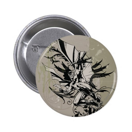 Batman Urban Legend Buttons