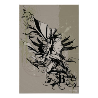 Batman Urban Legend Print