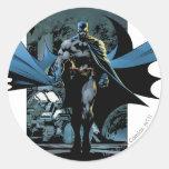 Batman Urban Legends - 1 Round Sticker