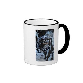 Batman Urban Legends - 6 Ringer Coffee Mug