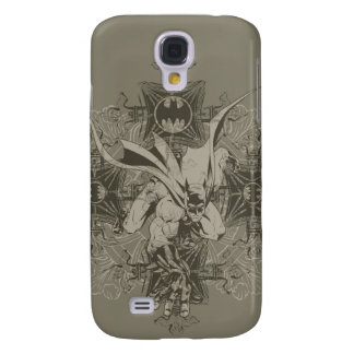 Batman Urban Legends - Batman Cross Samsung S4 Case