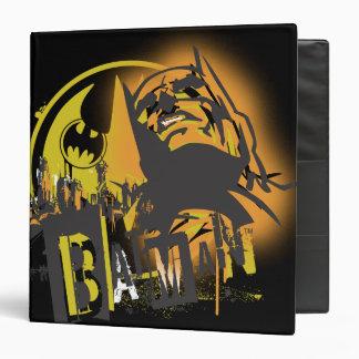 Batman Urban Legends - Batman Stencil 3 Ring Binder