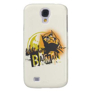Batman Urban Legends - Batman Stencil Galaxy S4 Cover
