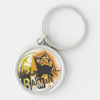 Batman Urban Legends - Batman Stencil Keychain