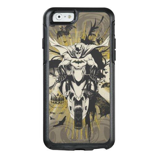 Batman Urban Legends - Batmobile & Chain OtterBox iPhone 6/6s Case
