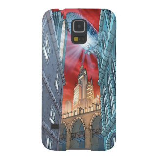 Batman Urban Legends - BG 3 - Gotham City Galaxy S5 Covers