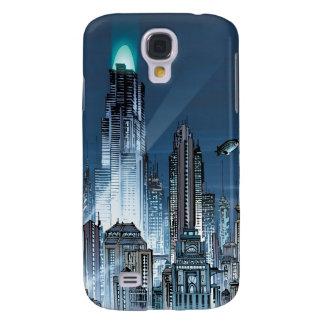 Batman Urban Legends - BKGD 1 Samsung Galaxy S4 Case