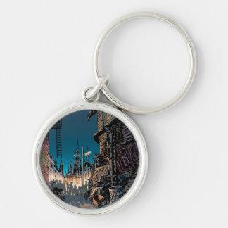 Batman Urban Legends - BKGD 2B Keychain