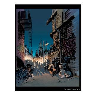 Batman Urban Legends - BKGD 2B Postcard