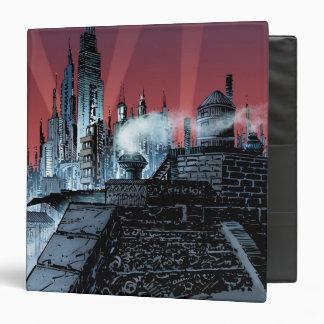 Batman Urban Legends - BKGD 3B Binder