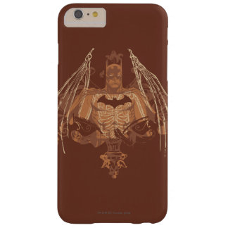 Batman Urban Legends - Brown Bat Wings Barely There iPhone 6 Plus Case