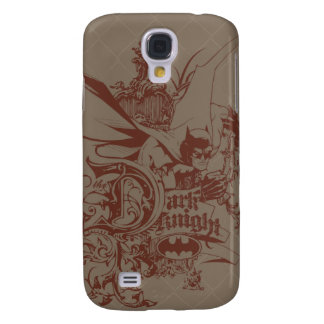 Batman Urban Legends - Brown Dark Knight Galaxy S4 Case