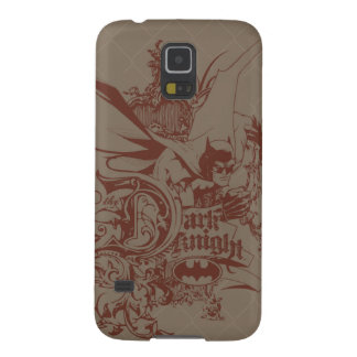 Batman Urban Legends - Brown Dark Knight Galaxy S5 Case
