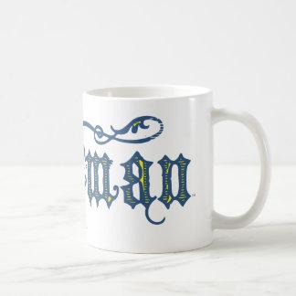Batman | Urban Legends Capital B Yellow Logo Coffee Mug