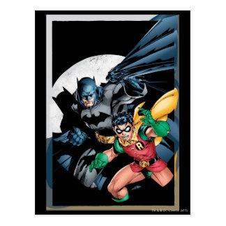 Batman Urban Legends - CS3 Postcard