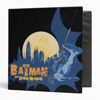 Batman Urban Legends - Dark Knight Cityscape Binder