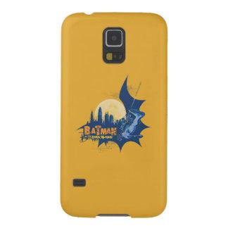 Batman Urban Legends - Dark Knight Cityscape Galaxy S5 Case