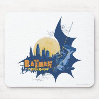 Batman Urban Legends - Dark Knight Cityscape Mouse Pad
