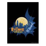 Batman Urban Legends - Dark Knight Cityscape Postcard