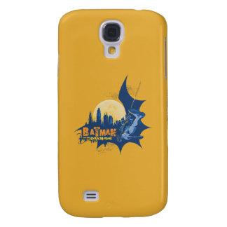 Batman Urban Legends - Dark Knight Cityscape Samsung Galaxy S4 Cover