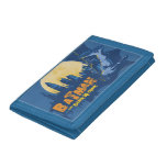 Batman Urban Legends - Dark Knight Cityscape Tri-fold Wallet