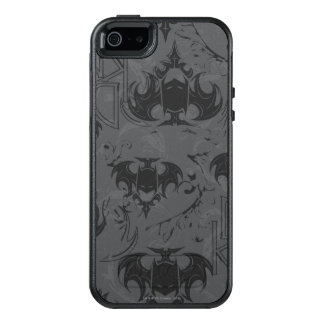 Batman Urban Legends - Dark Knight Goth Pattern OtterBox iPhone 5/5s/SE Case