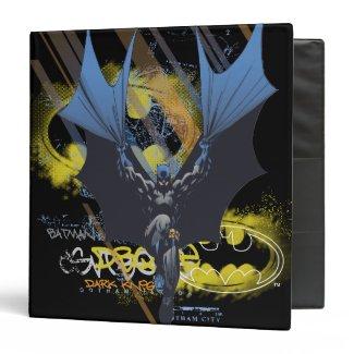 Batman Urban Legends - Dark Knight Graffiti Binder