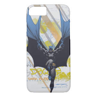 Batman Urban Legends - Dark Knight Graffiti iPhone 8/7 Case