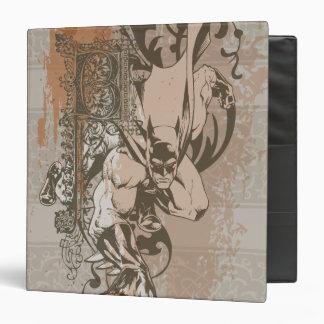 Batman Urban Legends - Dropcap on Wallpaper Binder