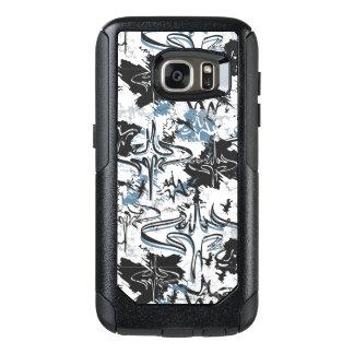 Batman Urban Legends - Graffiti Bat Pattern OtterBox Samsung Galaxy S7 Case