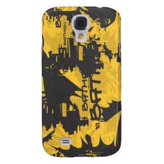 Batman Urban Legends - Graffiti Cityscape 2 Samsung Galaxy S4 Case