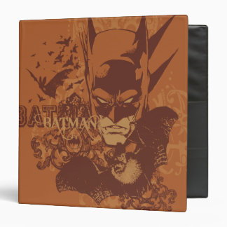 Batman Urban Legends - Orange Mask 3 Ring Binder