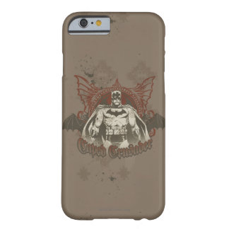 Batman Urban Legends - Red/Taupe Caped Crusader Barely There iPhone 6 Case