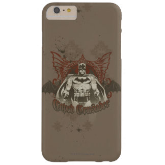 Batman Urban Legends - Red/Taupe Caped Crusader Barely There iPhone 6 Plus Case