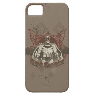 Batman Urban Legends - Red/Taupe Caped Crusader iPhone SE/5/5s Case