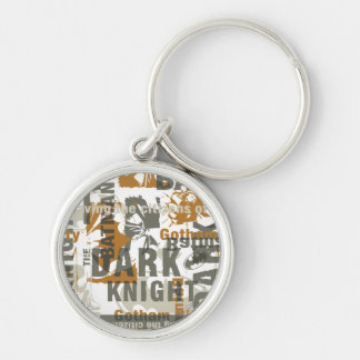 Batman Urban Legends - Saving the Citizens Text Keychain