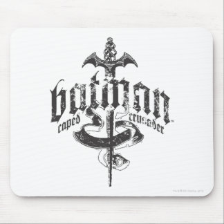 Batman | Urban Legends Sword Logo Mouse Pad