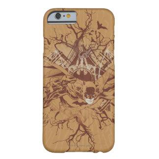 Batman Urban Legends - Tan/Brown Organic Batman Barely There iPhone 6 Case