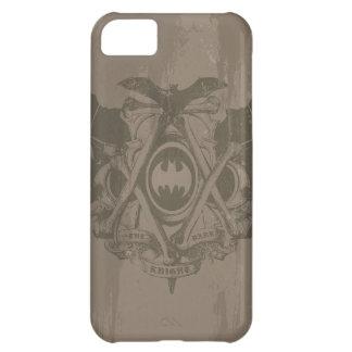 Batman Urban Legends - The Dark Knight Crest iPhone 5C Cover