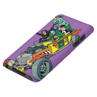 Batman Villains In Jokermobile iPod Touch Cover