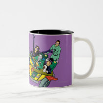 vintage, retro, batman villains jokermobile, joker, penguin, riddler, catwoman, batman, bat man, 1966 batman, 60's batman, batman action callout, action words, fighting sound effect words, punching sounds, adam west, burt ward, batman tv show, batman cartoon graphics, super hero, classic tv show, Mug with custom graphic design