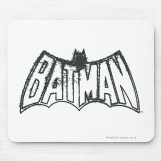 Batman | Vintage Symbol Logo Mouse Pad