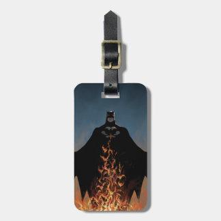 Batman Vol 2 #11 Cover Travel Bag Tags